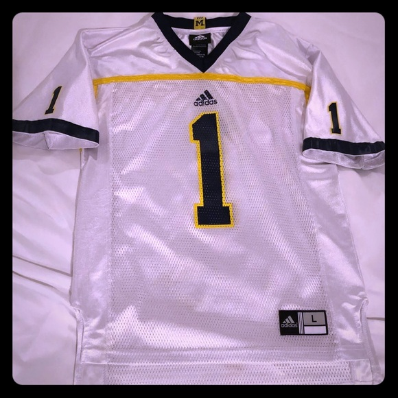 hot sale online 696d3 f31cb Nike Michigan Wolverines Jersey